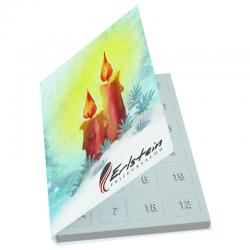 Calendario de Adviento Libro Budget