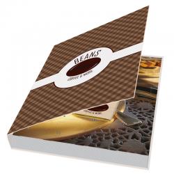 Calendario de Adviento Günstig Libro Granos de chocolate