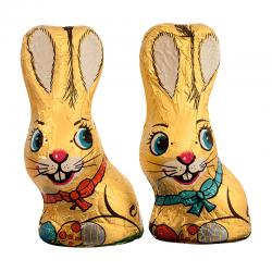 Conejo de chocolate pequeño