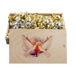 Caja de bombones Madera  Maxi