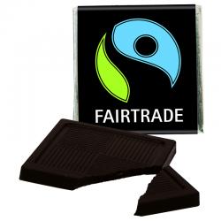"Napolitana de chocolate 5 gr ""Ripp®"" - Comercio justo"