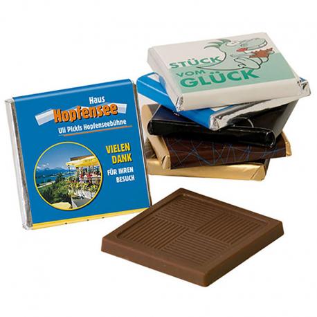 """Napolitana de chocolate  5 gr """"Ripp®"""""""