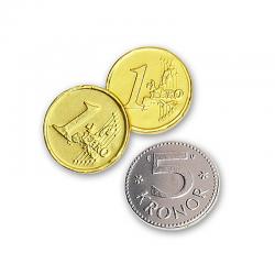 Moneda de chocolate 38