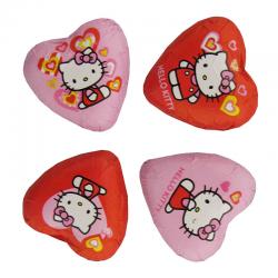 Corazón de chocolate Hello Kitty