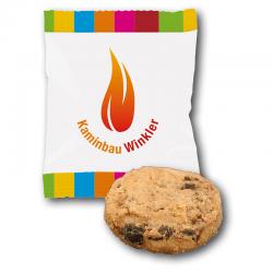 Cookies en flowpack