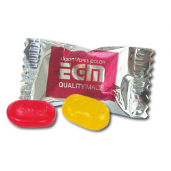 Mini-Caramelos en flowpack