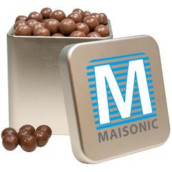 KubiTin Bolitas de chocolate